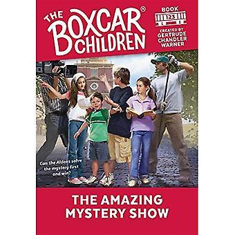 De geweldige mysterie Show (de Boxcar kinderen Mysteries #123)