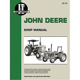 John Deere Models 1250 1450 1650 (I & T Shop Service Manuals)