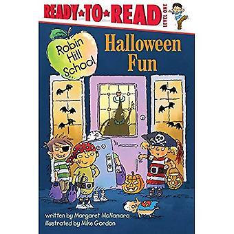 Zabawy w Halloween (Robin Hill School gotowe do odczytu)