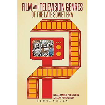 Film og TV sjangere av sen sovjettiden