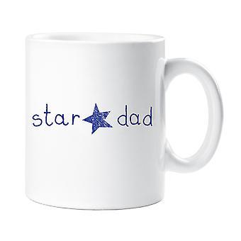 Star Dad Mug
