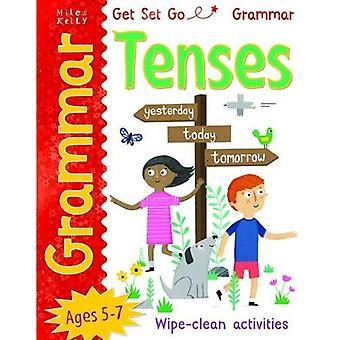 Krijgen ga grammatica instellen: tijdsvormen