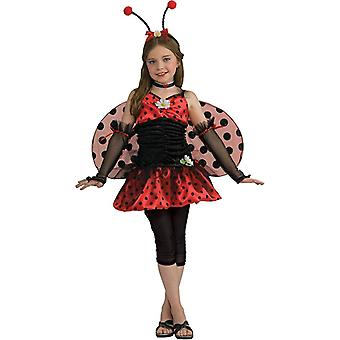 Costume Teen douce coccinelle