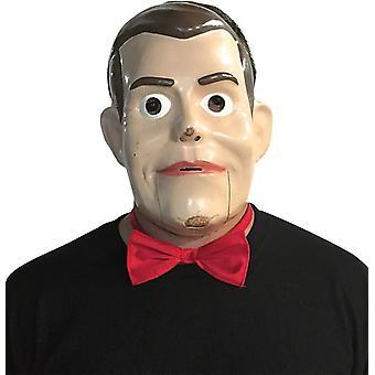 Slappy de Dummy-masker en ' bow-tie