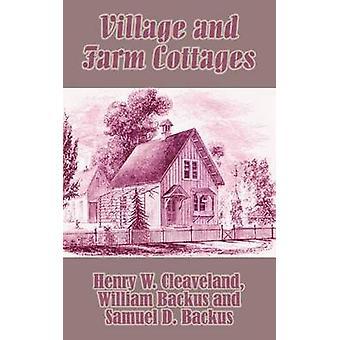 Dorp en boerderij/b & b door Cleaveland & Henry W.