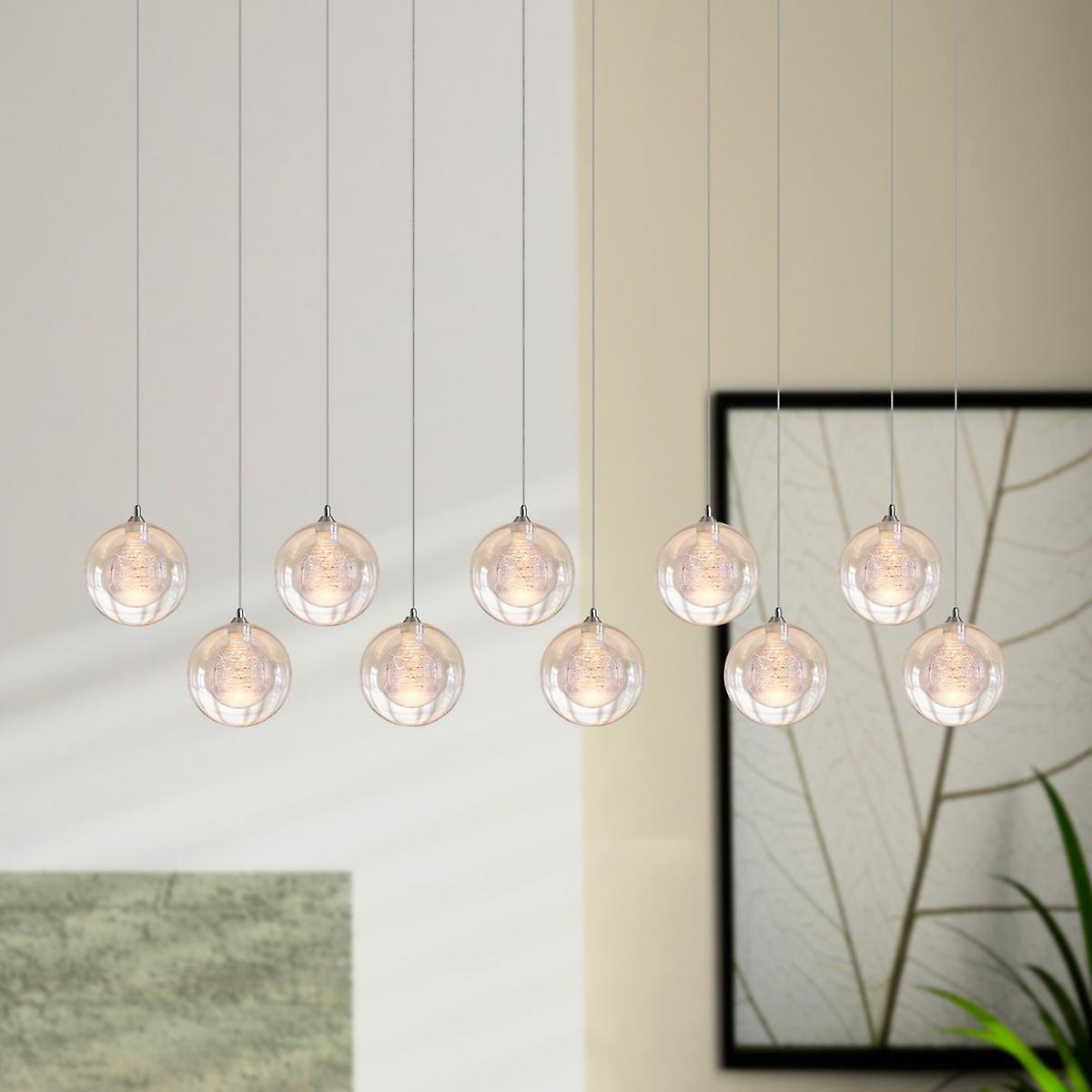 Moderne Taket Lys Anheng Lampe Spisestue Rektangulaere