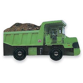 Dump Truck by FunFax - 9780789437105 Book