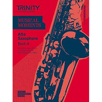 Musical Moments Alto Saxophone - Book 4 by Trinity College London - 97