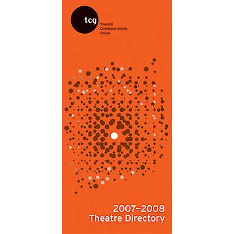 Theatre Directory by Theatre Communications Group - 9781559363204 Book