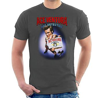 Ace Ventura Pet Detective ID Card Men's T-Shirt