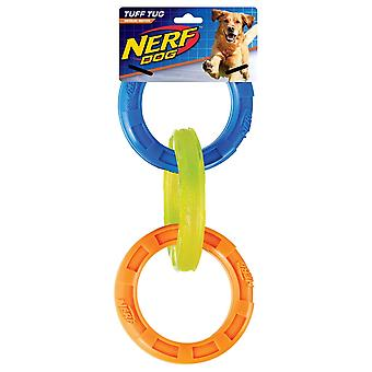 Nerf Dog 3 Ring Tuff Tug