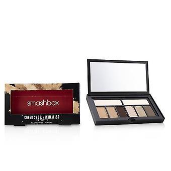 Smashbox Cover Shot Eye Palette - # Minimalist - 6.2g/0.21oz