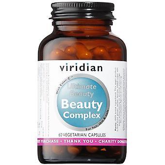 Viridian Ultimate Beauty Complex Veg Caps 60 (161)