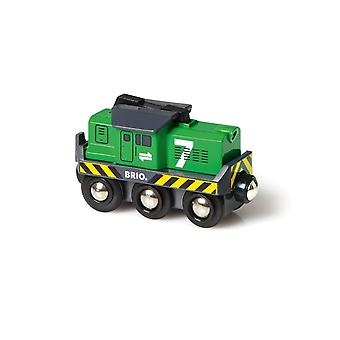 Brio 33214 Freight Battery Engine