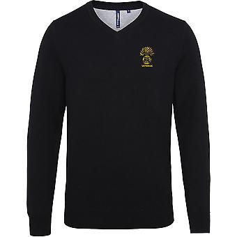 Honoroury Artillery Company Veteran - Licensed British Army Embroidered Jumper