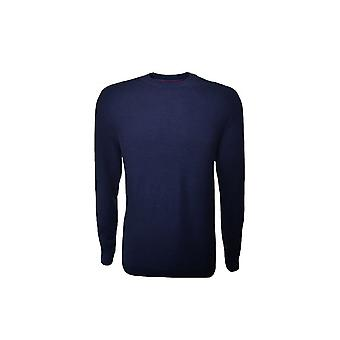 Ted Marlin Blu Navy Jumper Baker maschile