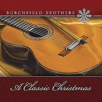 Burchfield Brothers - Classic Christmas [CD] Importation USA