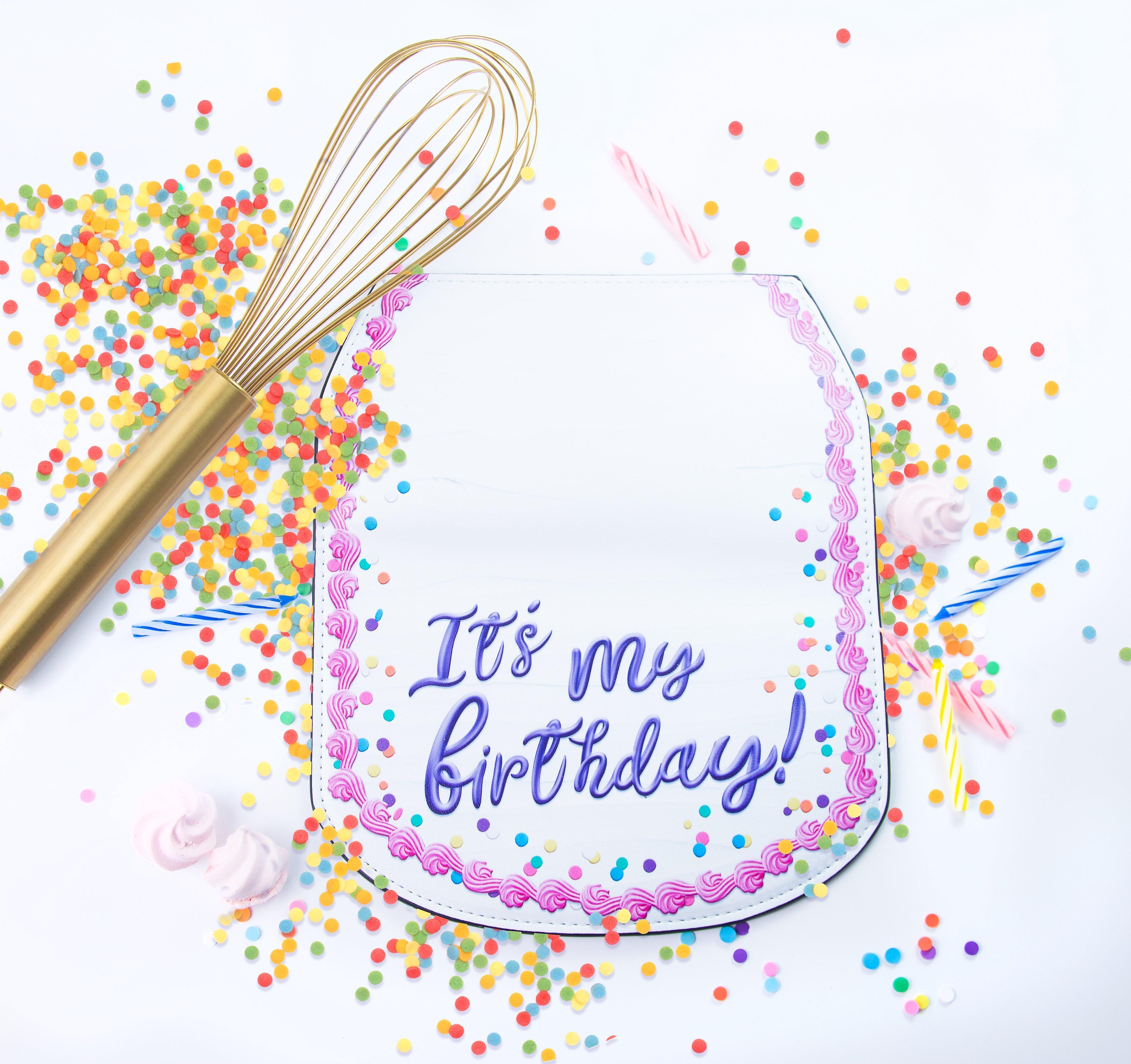 Bake-A-Bag Birthday Flap