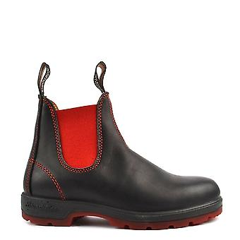 Blundstone Womens' 1316 Red And Black Leather Boot