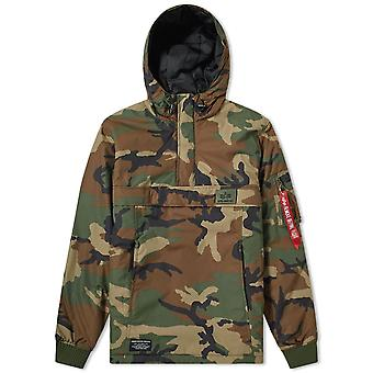 WP Anorak Camo Quilted Jacket