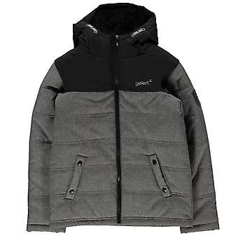 Gelert Boys Kids Childrens Quest Padded Hooded Winter Jacket Outerwear