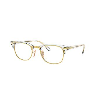 Ray-Ban Clubmaster RB5154 5762 Transparent Glasses
