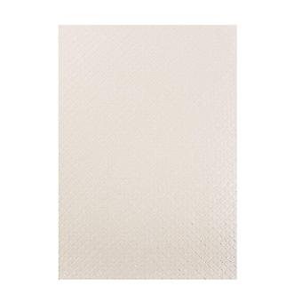 Tonic Studios Craft Perfect A4 Luxury Embossed Card, Champagne Harlequin, 30 x 21.5 x 0.5 cm