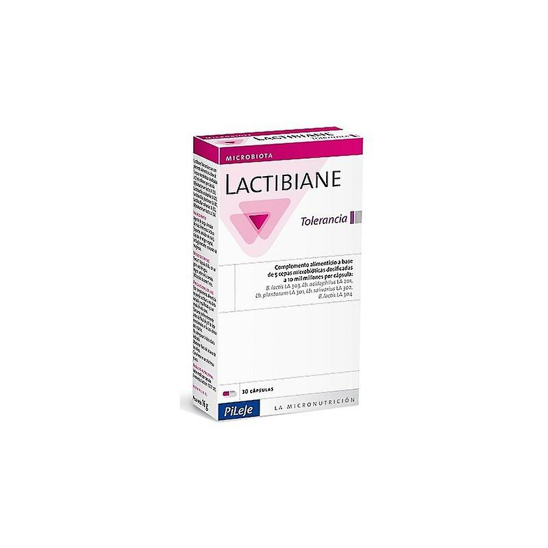 Pileje Lactibiane Tolerance 30 Capsules