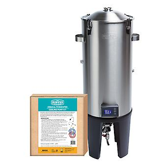 Grainfather conische gister Basic Edition koeling