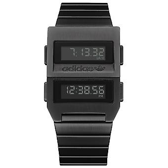 Adidas archive m3 Digital Men's Watch with Z20001-00 Stainless Steel Bracelet