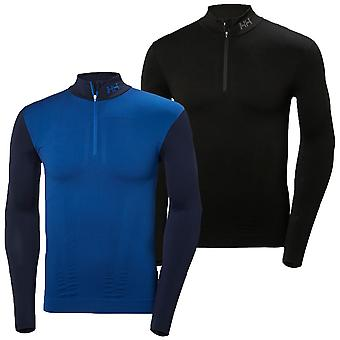 Helly Hansen Mens Lifa Seamless Crew LS Base Couche