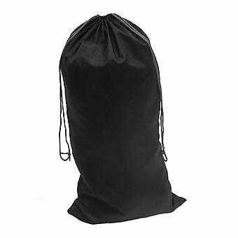 sUw - Nylon Drawstring Bag Black Regular