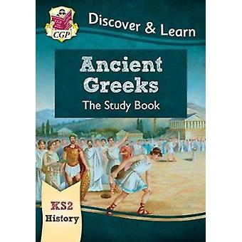 New KS2 Discover  Learn History  Ancient Greeks Study Boo