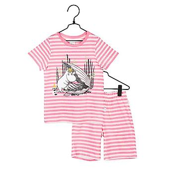 Moomin Shell-shorts pajamapink