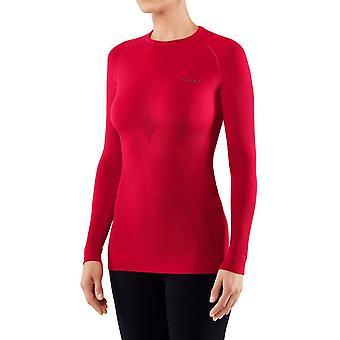 Falke kuva hugging pitkähihainen paita-Scarlet punainen
