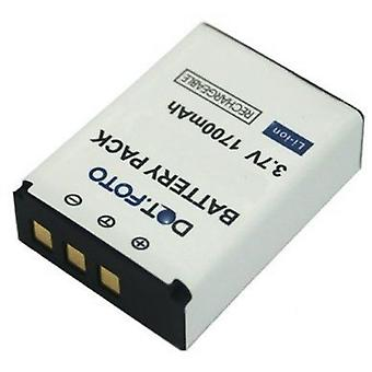 Dot.Foto Medion CB-170 Replacement Battery - 3.7v / 1700mAh