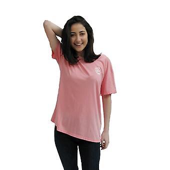 Converse Core Plus CP Slouchy kvinnors besättningen T-Shirt