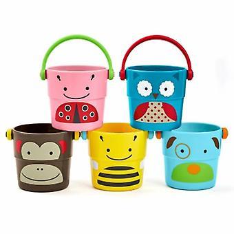 Skip Hop Bad toy Buckets