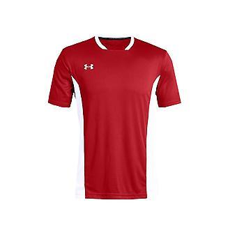 アンダーアーマーチャレンジャーIIトレーニング1314552602サッカー夏の男性Tシャツ