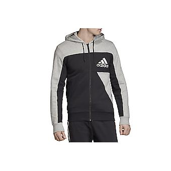 adidas Originals Superstar sweatshirt Regular fit Sorthvit