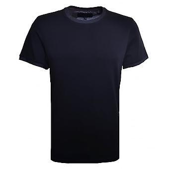 Ted Baker Men's Navy Blue Pik T-Shirt
