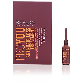 Revlon Proyou Hair Loss Treatment 12 x 6 ml