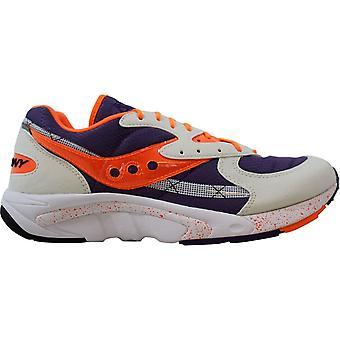 Saucony Aya White/Purple-Orange S70460-1 Hommes(s)s