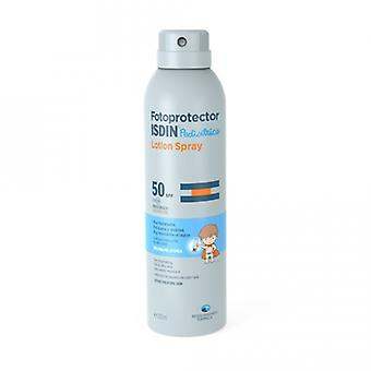 ISDIN Pediatric Photoprotector spray Lotion SPF 50 +