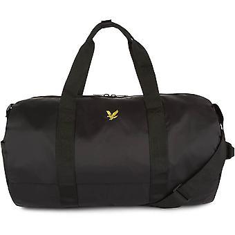 Lyle & Scott Barrel Duffle Bag Nero 49