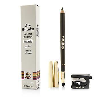 Phyto Khol Perfect Eyeliner (With Blender And Sharpener)   # Deep Jungle 1.2g/0.04oz