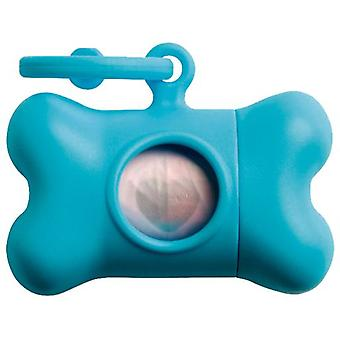 United Pets Bon Ton Nano Classic Blue Beutelspender