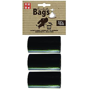 Ferribiella Replacement Bags  (Dogs , Grooming & Wellbeing , Bathing and Waste Disposal)