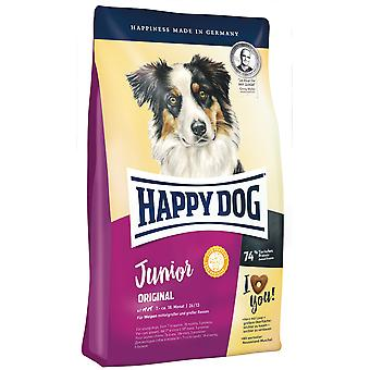 Happy Dog Cibo Secco per Cani Junior Original heart