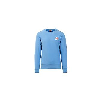 Ellesse Diveria Crew Neck Light Blue Sweatshirt